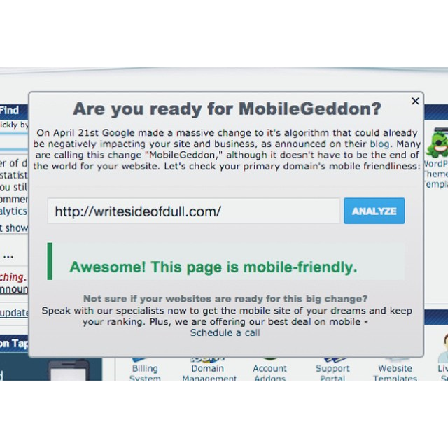 Google's Mobile-Geddon – How does it affect your site?